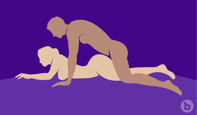 An illustrated guide on the 11 best anal sex positions