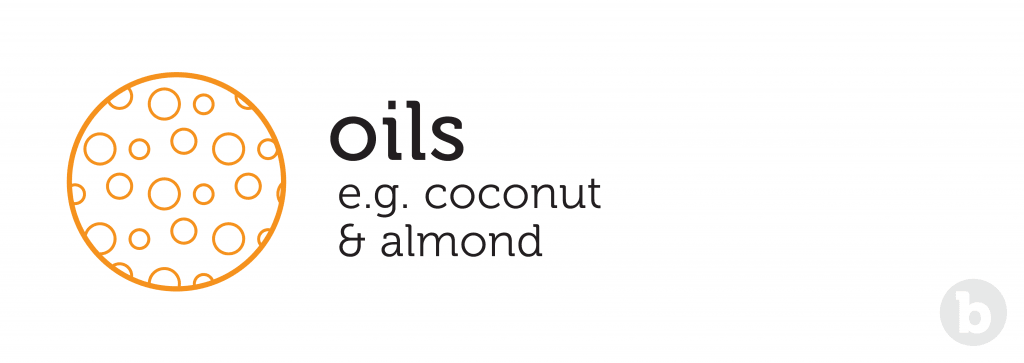 People prefer natural oils like almond and coconut because they are excellent for anal play.