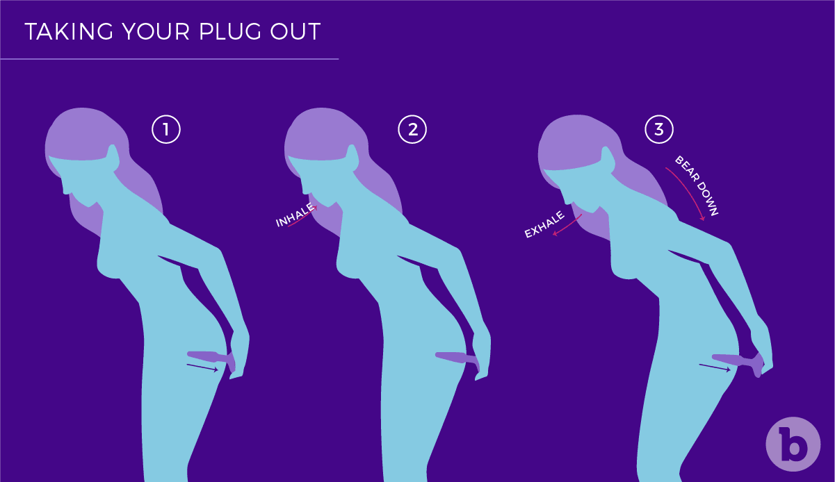Having trouble on removing your butt plug? Here are 3 simple tips by our certified sex experts.