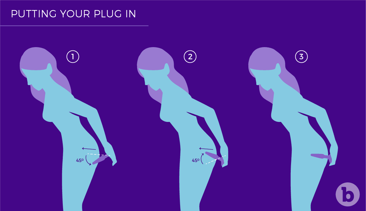 How to use a butt plug is one of the most frequently asked questions in regards to anal play. Learn how with our three simple steps below.