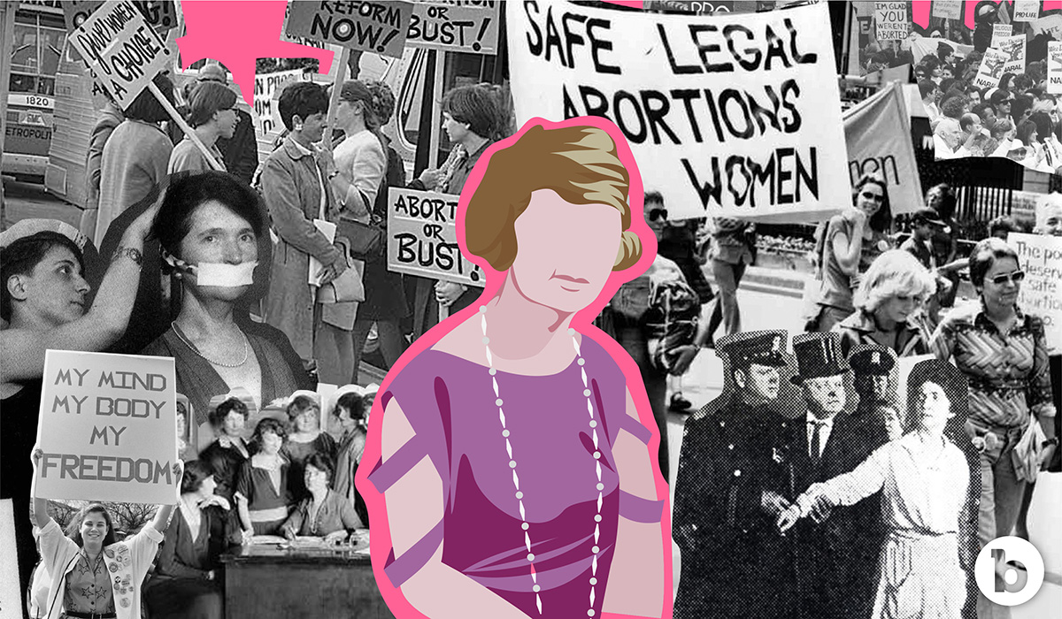 Freedom to be sexually me - Margaret Sanger