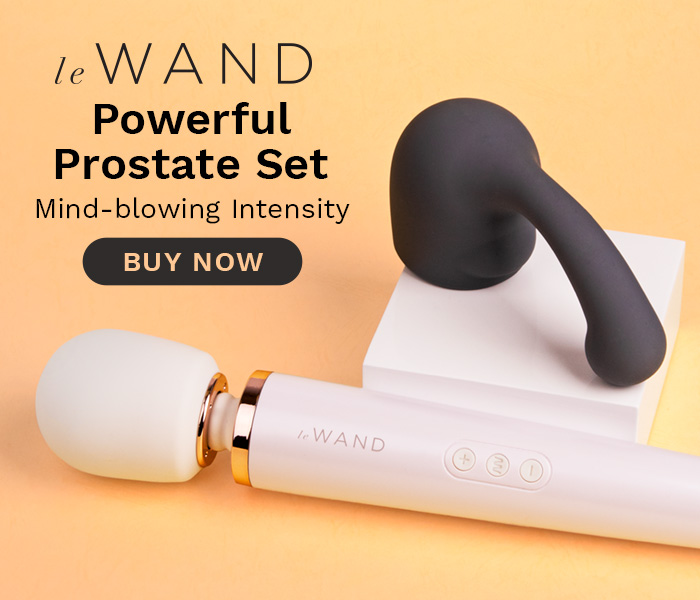 Buy the Le Wand Powerful Prostate Set