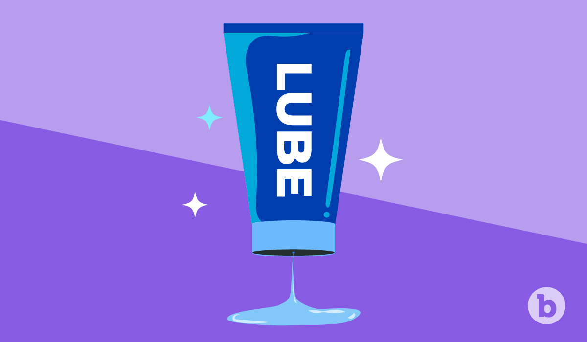 Lube is absolutely essential when it comes to bottoming and anal play
