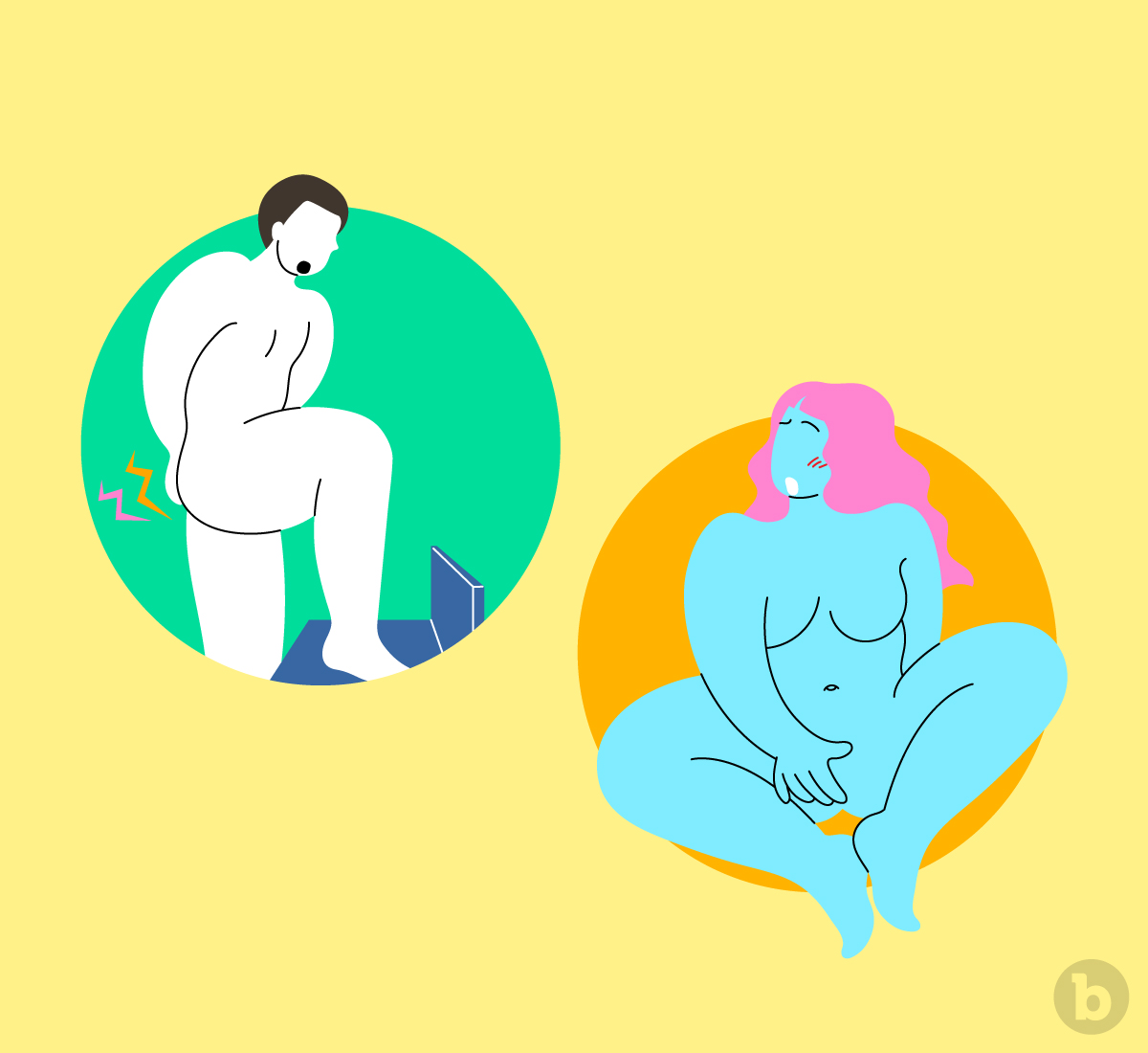 Masturbating solo is the first step to having great euphoric sex
