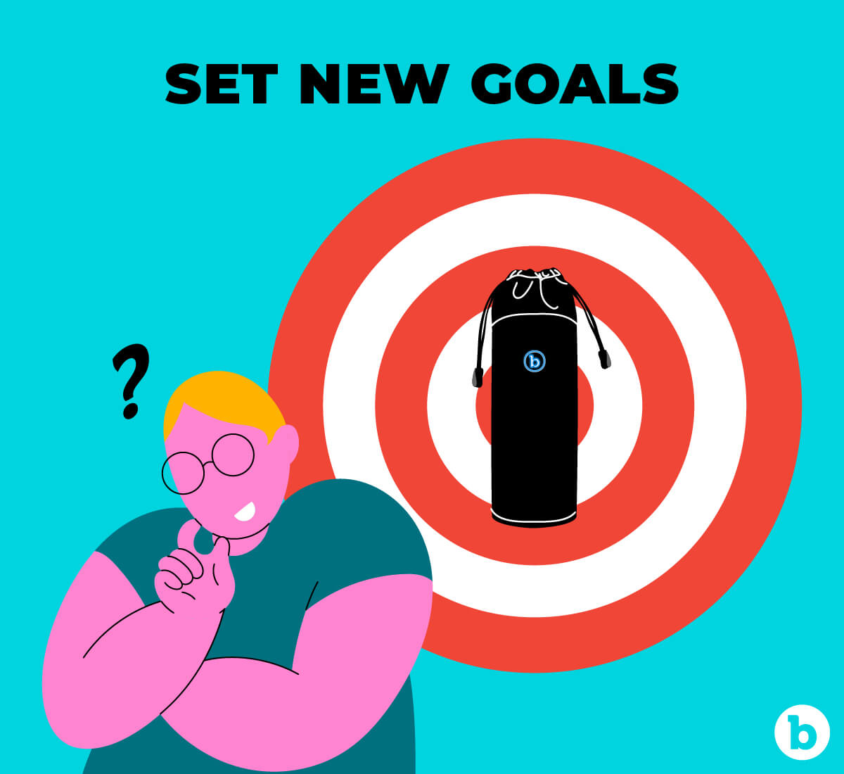 Set yourself new anal play goals in 2021