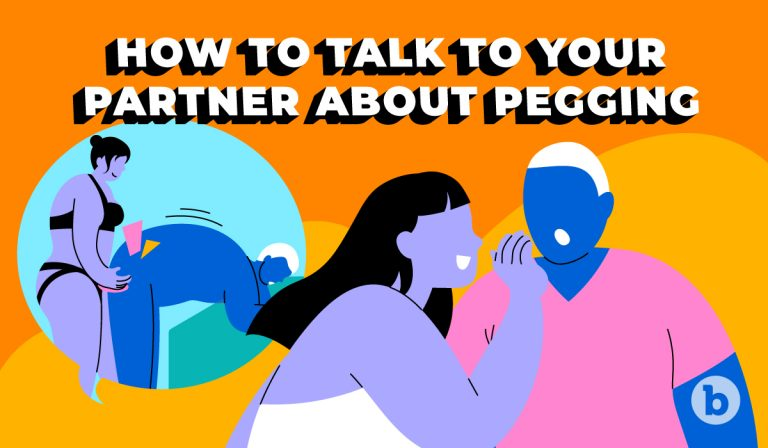 Sex educator Zachary Zane shares the best tips on how to talk to your partner about pegging