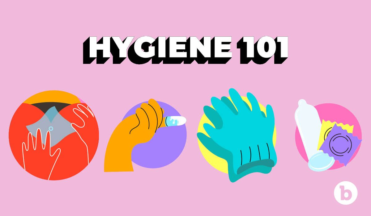 Sex educator Dirty Lola shares the most important tips to ensure good sexual hygiene during anal play