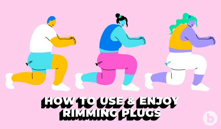 Sex educator Dirty Lola shares a 101 guide on how to use rimming plugs