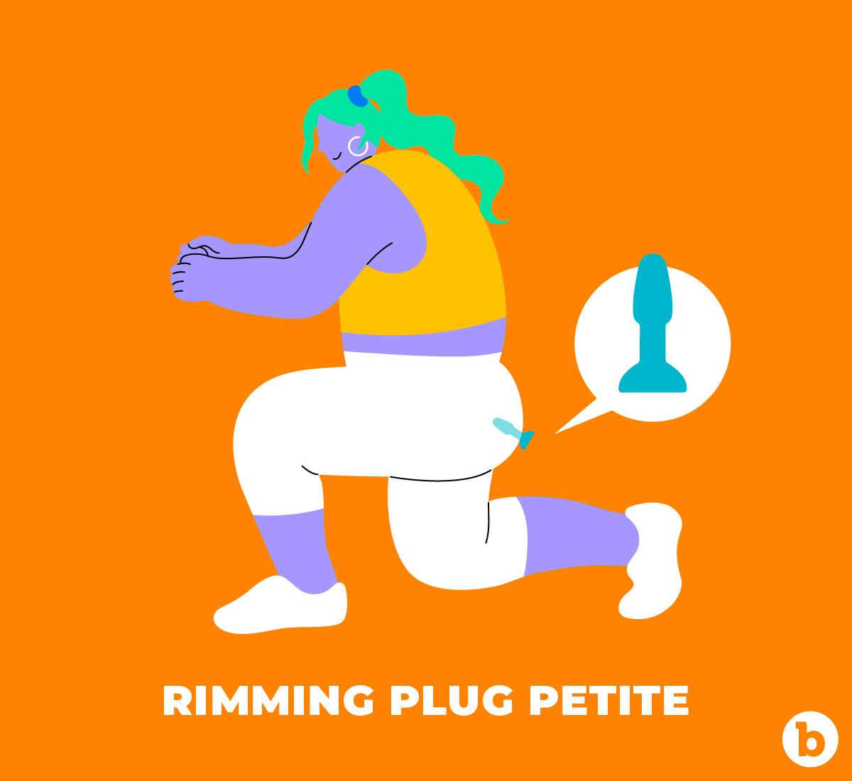 Rimming Plug Petite