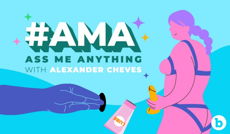 Alexander Cheves answers your questions on fisting, over-douching, and how to safely use a dildo