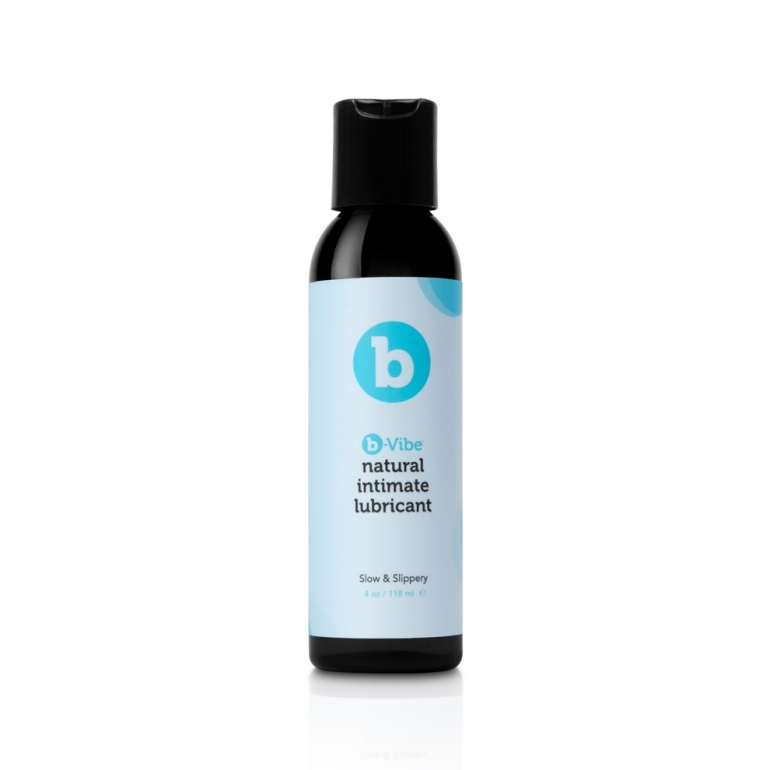 b-Vibe Natural Water-Based Lubricant for Anal Play
