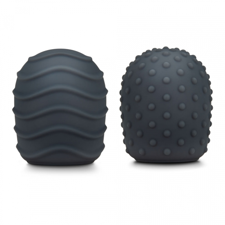 Le Wand Massager Silicone Texture Covers