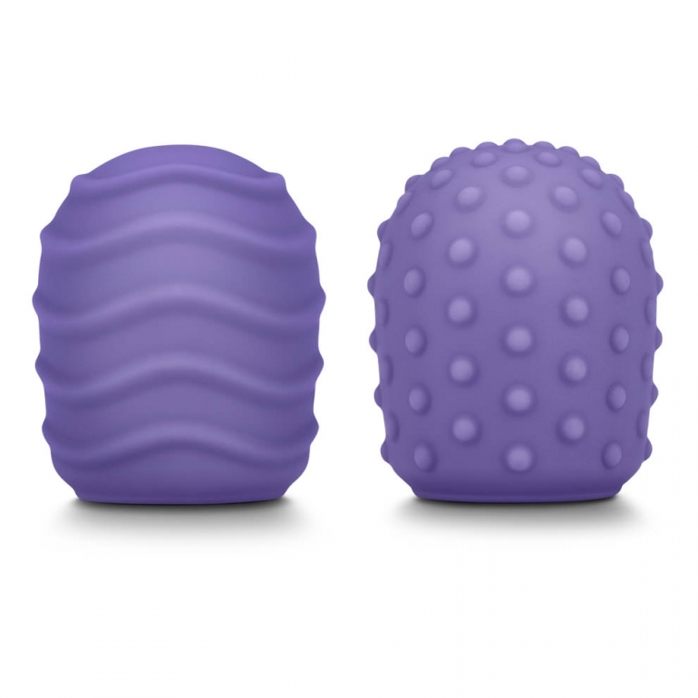 Le Wand Petite Massager Silicone Texture Covers