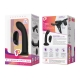 Pegasus 6 Inch P-Spot And G-Spot Rechargeable Remote Controlled Peg And Adjustable Harness Set